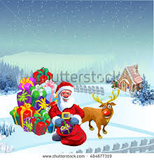 santa claus village stock images royalty free images u0026 vectors