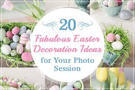 Easter Mantel Decorating Ideas by 20 Fabulous Easter Decoration Ideas For Your Photo Session