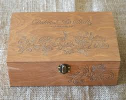 engraved box engraved box etsy