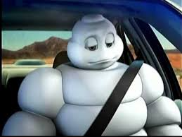 Michelin Man Meme - michelin man becomes tire tossing superhero worldnews
