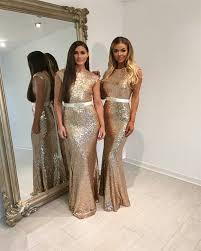 gold bridesmaid dresses bridesmaid dresses in chagne gold inspiration events nigeria