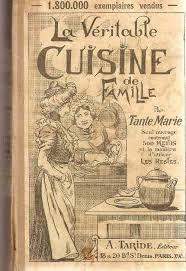 livre cours de cuisine l histoire des cours de cuisine