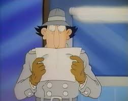 watched 16 episodes inspector gadget