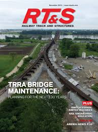 rt u0026s november 2016 by railway track u0026 structures issuu