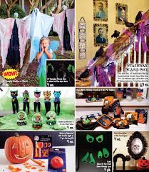 Halloween Tinsel Garland by Dollar Tree Halloween Lookbook 2017