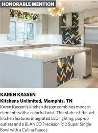 kitchen bath design news february 2018 kitchen bath design news kitchens unlimited