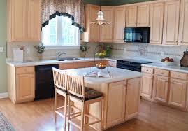light wood kitchen cabinets kitchen light wooden cabinets dark style cabinet quartz small