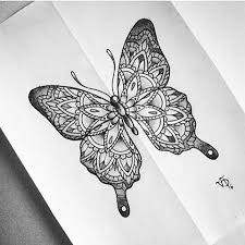 image result for mandala butterfly designs