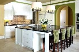 20 beautiful kitchen islands with chairs for kitchen island modern best 25 stools ideas on