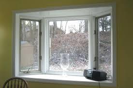 kitchen bay window treatment ideas kitchen bay window treatments golbiprint me