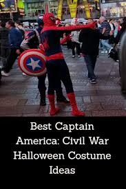 captain america civil war costume ideas for adults and kids