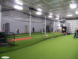 Basement Batting Cage by Baseball Chicago Synthetic Turf Artificial Turf Putting