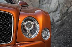 orange bentley 2016 bentley mulsanne speed vs 2016 mercedes maybach s600 motor