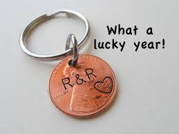 personalized keychain gifts personalized keychain couples keychain lucky