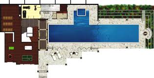 indoor pool house plans with waterslide and diving board home idolza