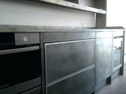 meuble cuisine zinc meuble cuisine zinc meuble cuisine zinc cuisine et meubles en zinc