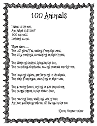 coloring pages nice animal poems for kids coloring pages animal