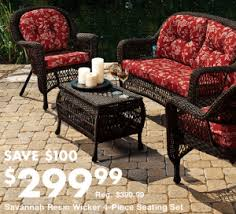 Big Lots Patio Furniture Sets Loving Porch Living With Patio Set From Big Lots Gobig