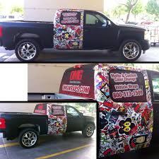 jeep vinyl wrap stickerbomb omg car wraps in san francisco sacramento and los