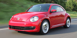 volkswagen beetle pink convertible volkswagen new beetle will end production in 2018 says report