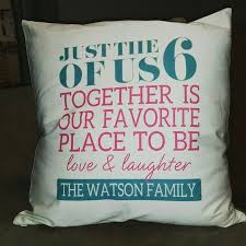 engraved pillows best 25 personalized pillows ideas on personalized