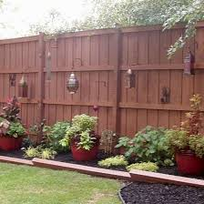 Backyard Privacy Fence Ideas Diy Backyard Privacy Fence Ideas On A Budget 49 Backyard