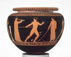 Classical Vases Greek Athletes Museum Of Fine Arts Boston