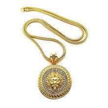 aliexpress buy ethlyn new arrival trendy medusa medusa necklace online shopping the world largest medusa necklace