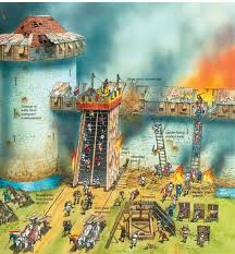 siege tower definition a siege tower is pulled up to the castle walls warriors