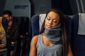 best travel pillow images The absolute best travel pillow for airplanes fathom jpg