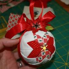 how to make a no sew ornament and free ornament patterns