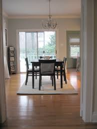 Delighful Dining Room Rug Size Ruleofthumb For Finding The Perfect - Dining room rug size