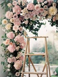 wedding arch garden 35 delicate summer garden wedding ideas weddingomania