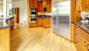 wooden kitchen flooring ideas types of kitchen flooring wood flooring in kitchen with light color