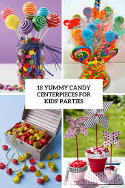 party centerpieces 18 candy centerpieces for kids shelterness