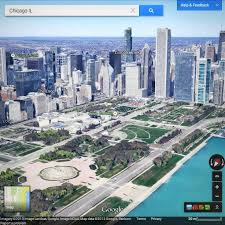 Google Maps Chicago Il by Google Maps Updated High Resolution Satellite Updates For India