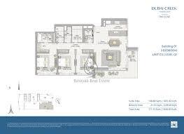 plan the cove building 1 3 br unit 3