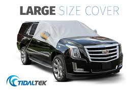 cadillac escalade 2017 grey tidaltek car windshield snow and ice cover u2013 new 2018 arrival