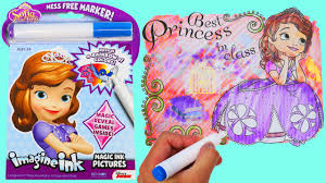 the first imagine ink part 2 magic marker coloring activity