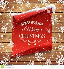 we wish you a merry background stock vector