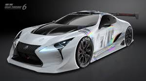 lexus ultimate sports car lexus lf lc gt u201dvision gran turismo u201d revealed gran turismo com
