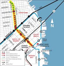 Muni Metro Map by Muni Can U0027t Get Out Of First Gear Baghdad By The Bay
