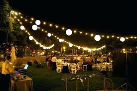 Outdoor Hanging String Lights How To Hang Backyard String Lights Fantastic Outdoor Patio Hanging