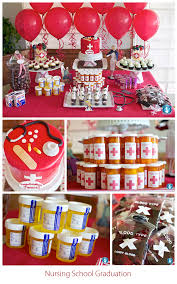 school graduation party nursing school graduation party of fab ideas think this could