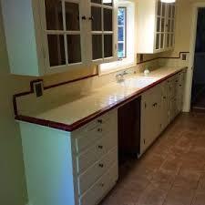 Galley Style Kitchen Designs - a 1937 galley style kitchen gets a design makeover