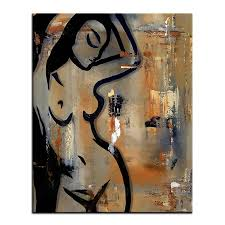 sensual paintings for the bedroom large size printing oil painting sensual movement wall painting