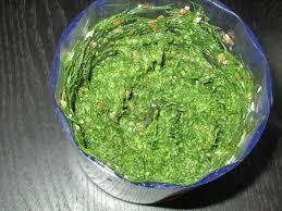cuisiner des feuilles de blettes pesto aux fanes de fenouil et aux feuilles de blettes cuisine