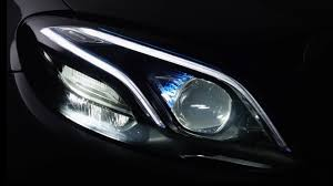mercedes headlights 2017 mercedes benz e class multibeam led headlights teaser youtube