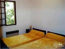 chambres d h es calvi location appartement dans une villa à calvi iha 57827