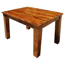 Rectangle Dining Room Table by Solid Wood Rectangle Cariboo Mission Dining Room Table Cariboo
